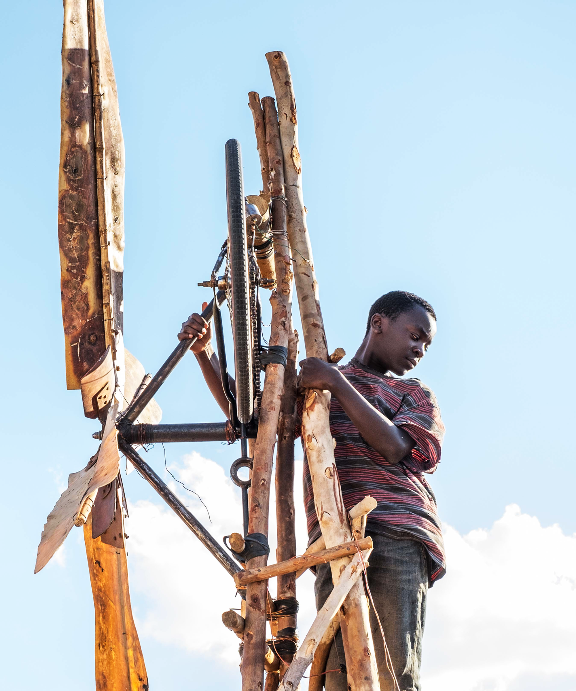 True Story The Boy Who Harnessed The Wind Netflix Movie