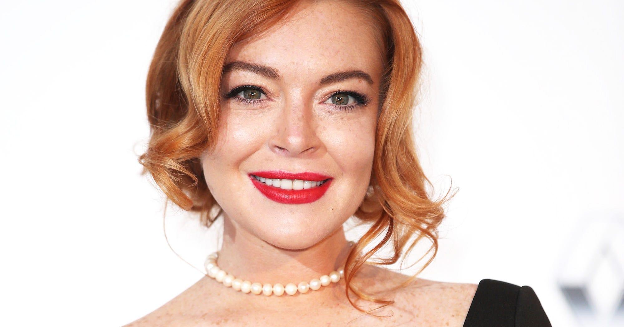 Lindsay Lohan Worth 20...
