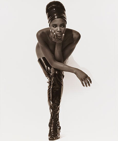 Herb Ritts Fashion Photography MFA Boston