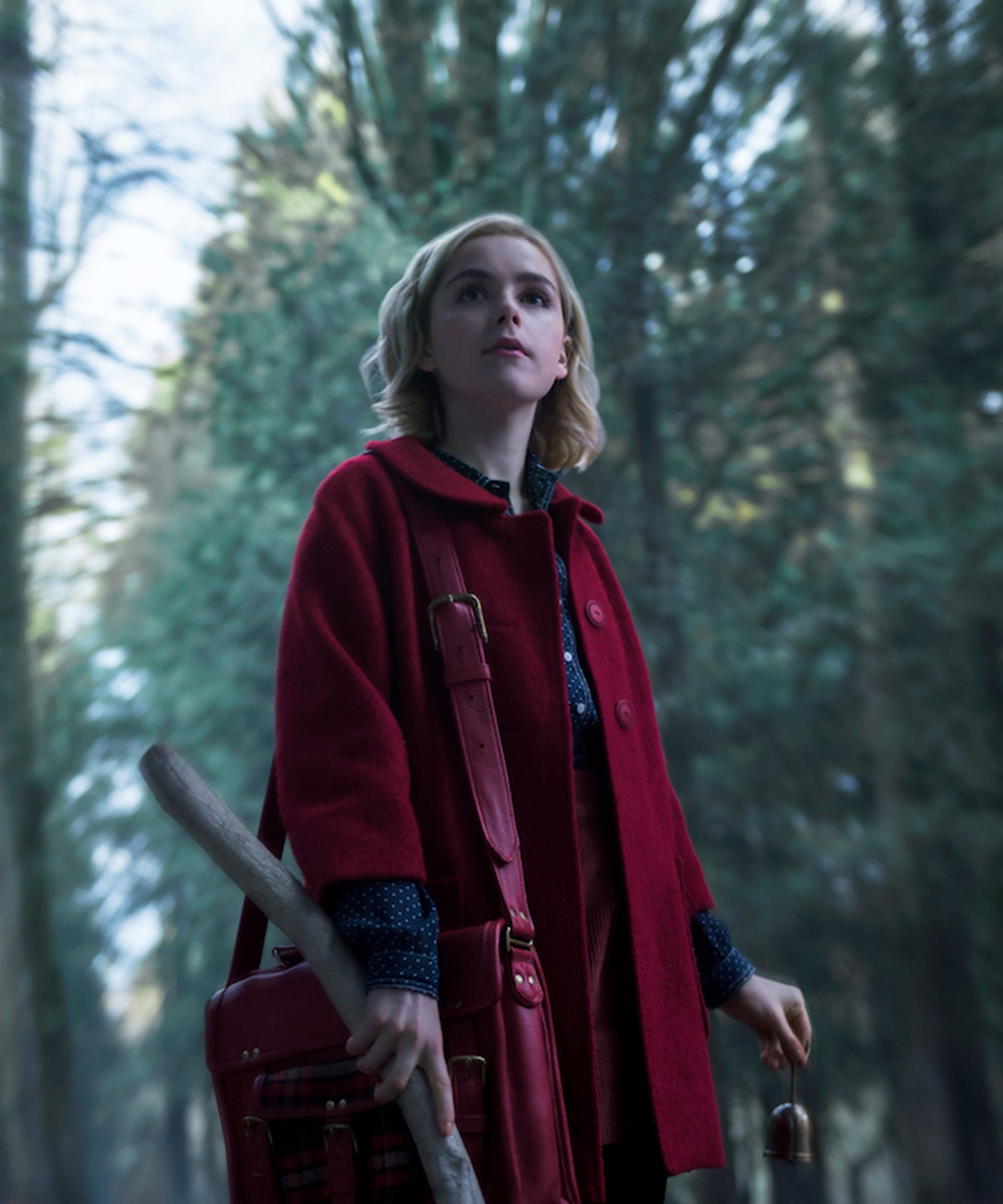 Here's How Your Coven Can Dress Up As Chilling Adventures Of Sabrina For Halloween