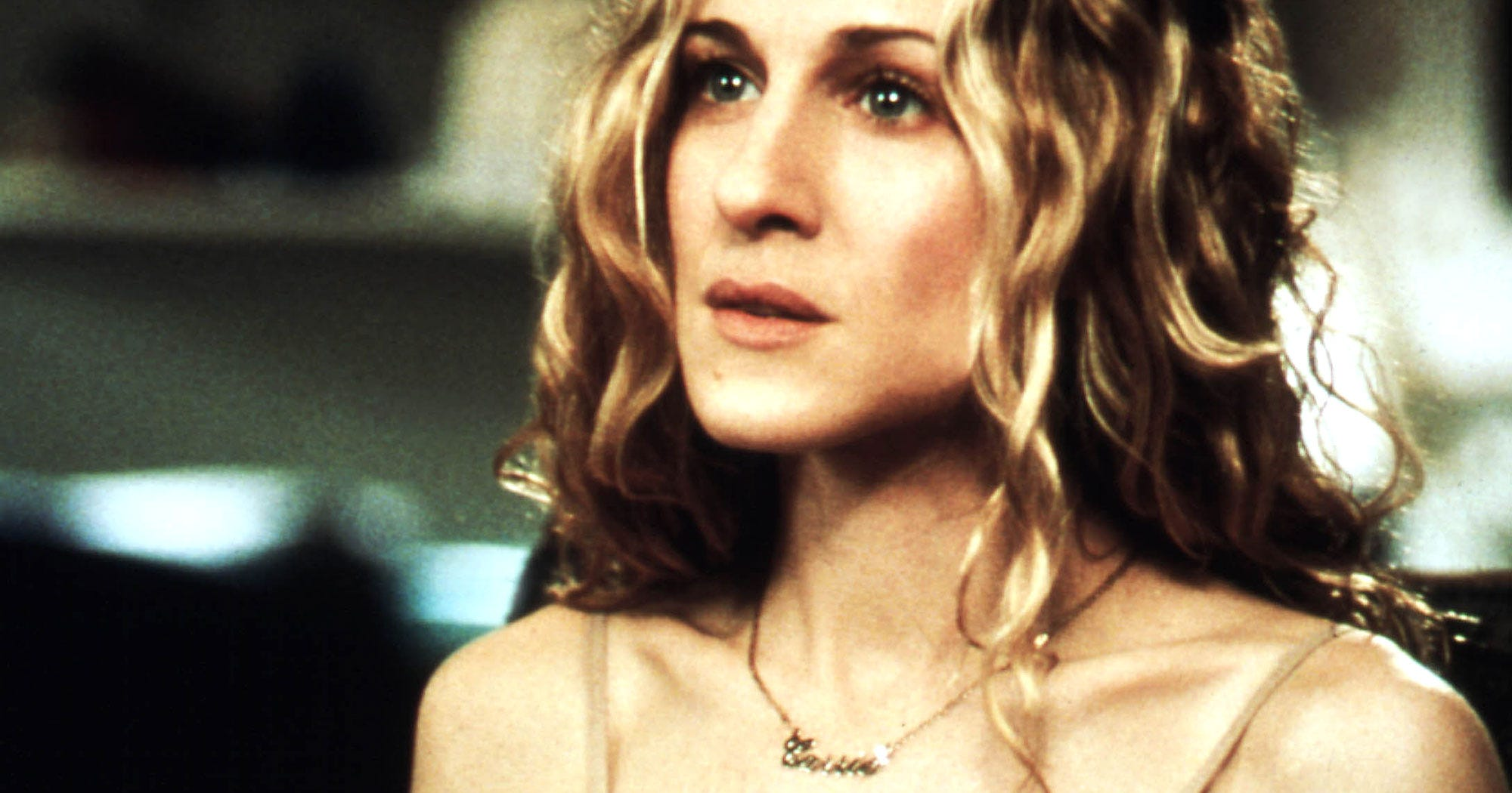 carrie necklace from sex and the city in Augusta