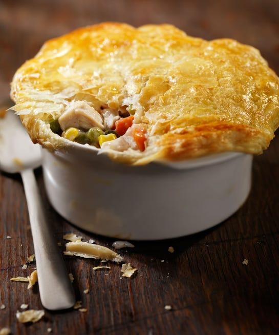 Lauren Conrad Chicken Pot Pie Recipe