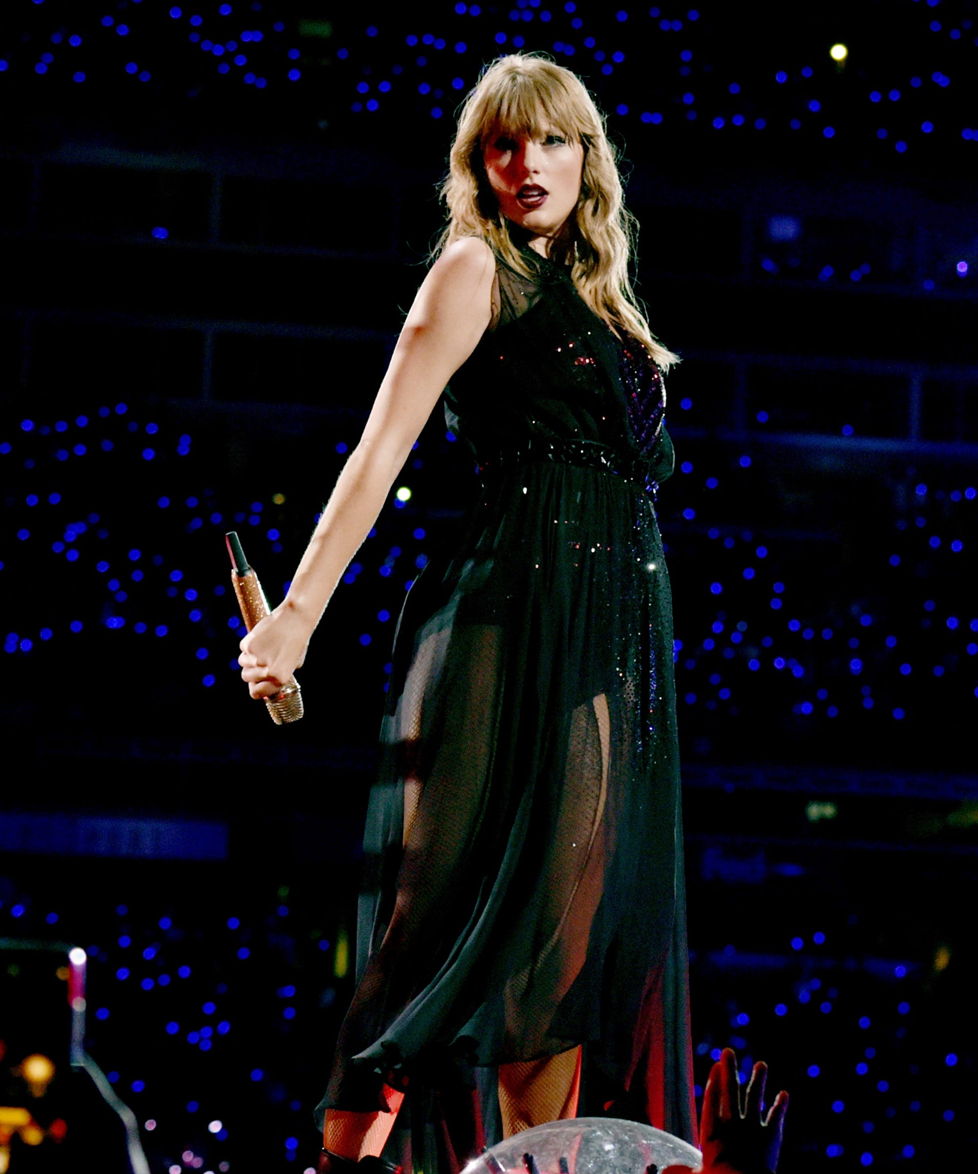 Taylor Swift Passes Her Own Record In Detroit