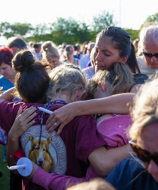 Students Killed In Santa Fe School Shooting, Identities