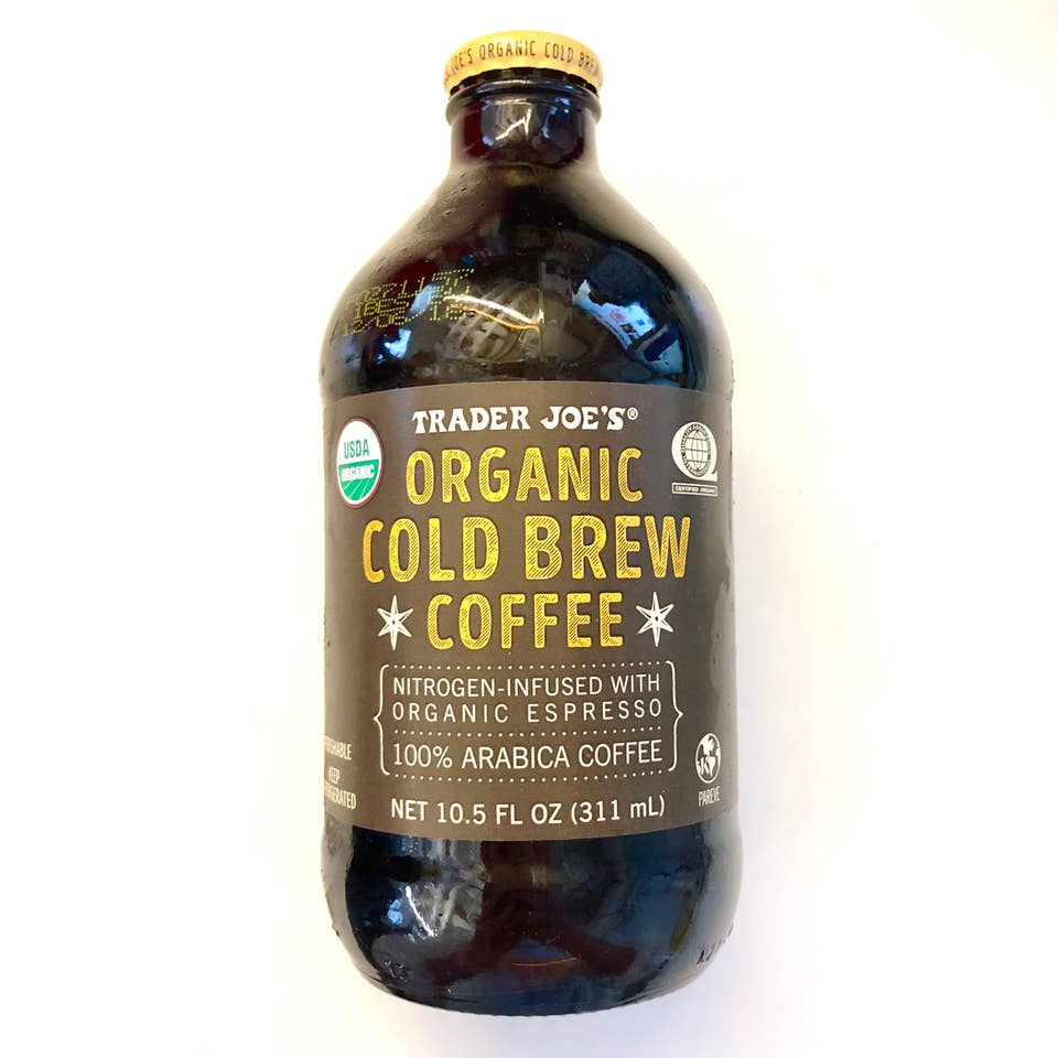 Best Trader Joes Cold Brew Coffee Products Reviewed