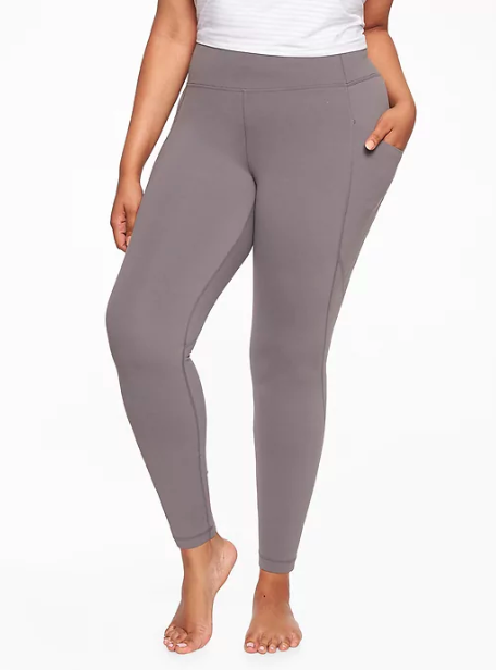 Workout Leggings With Pockets On The Side For Phone
