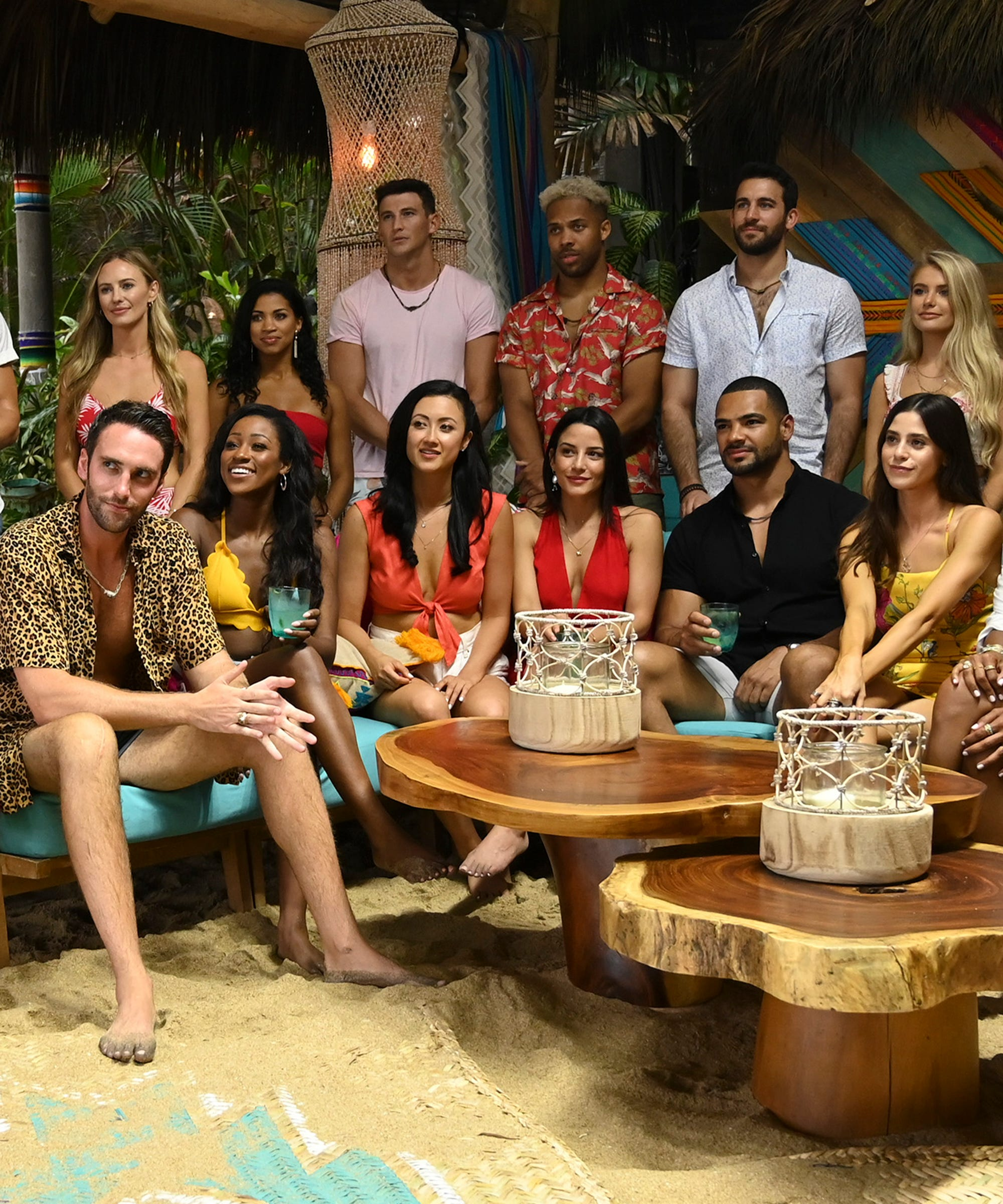 How Old Is The Cast Of Bachelor In Paradise 2019