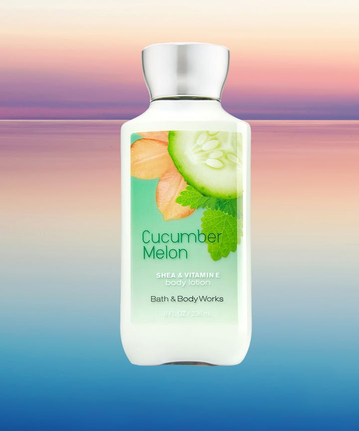 bath body works sale cucumber melon scent products. Black Bedroom Furniture Sets. Home Design Ideas
