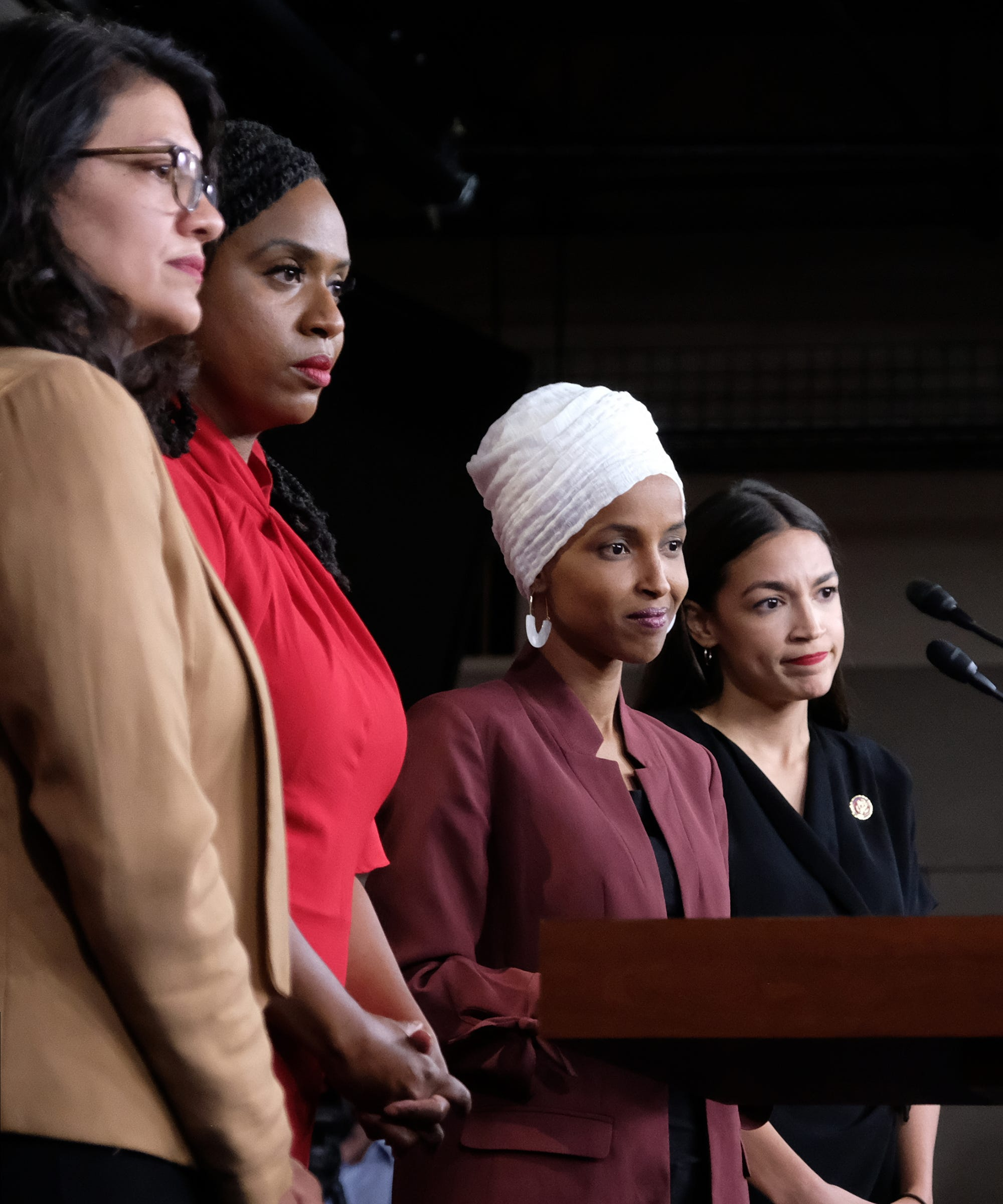 The Squad Women In Congress Are More Than Just Friends