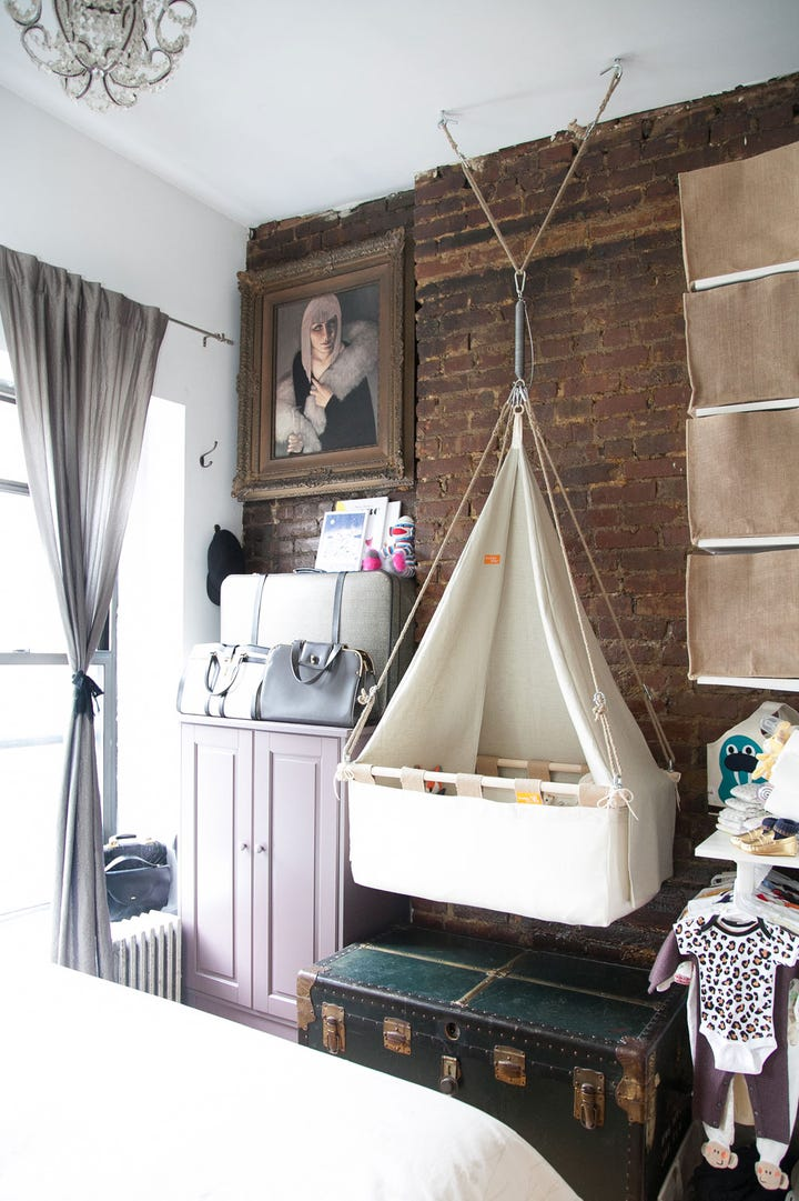 Baby Room Murals: Baby Room Decor Tips For Small Spaces