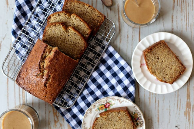 The Super-Simple Banana Bread Ingredient You've Been Missing