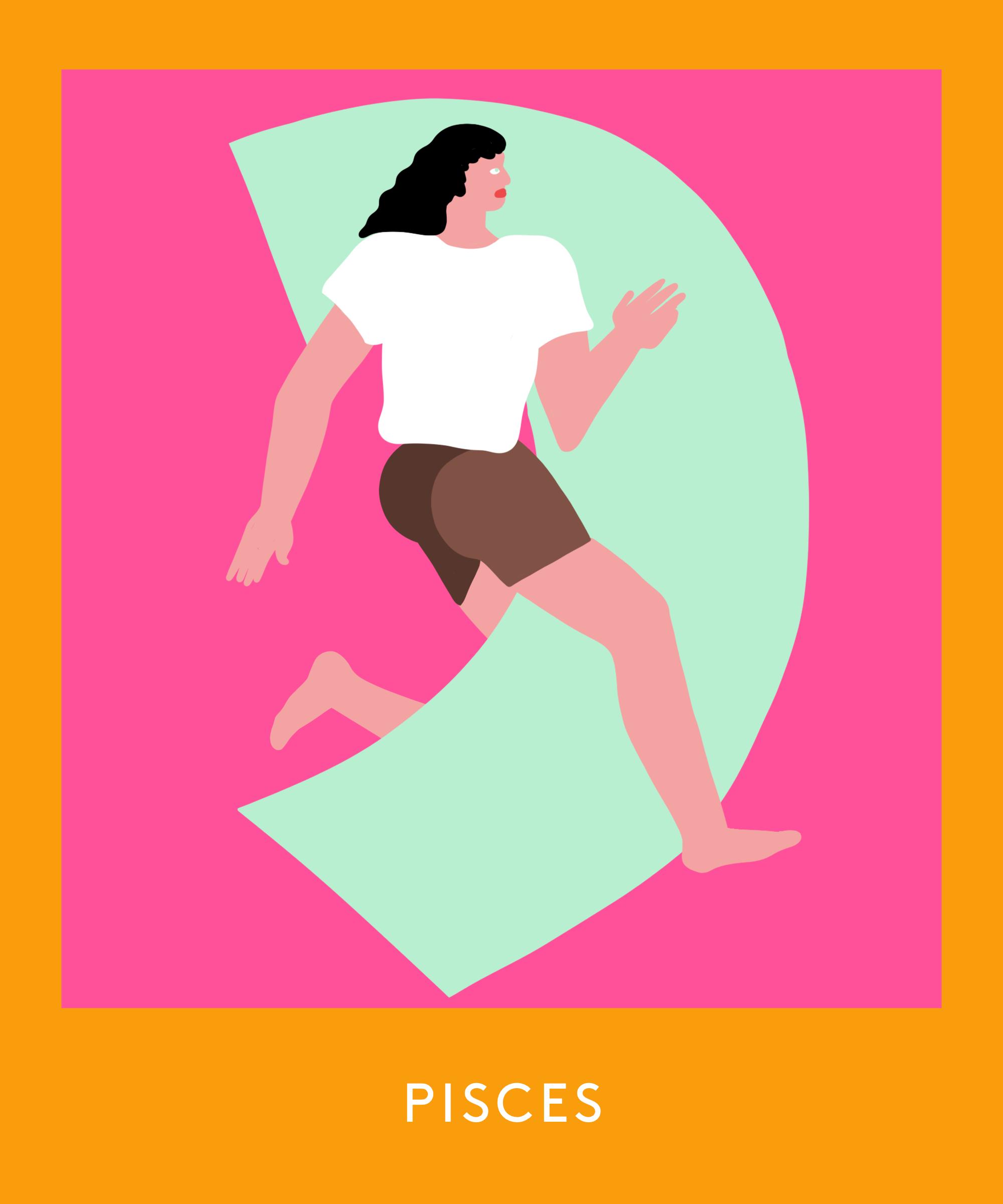 Sleep Style Horoscope Based On Your Zodiac Sign 2019