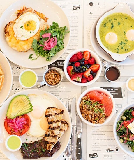 Best nyc brunch restaurants delicious breakfast spots for Best brunch menu