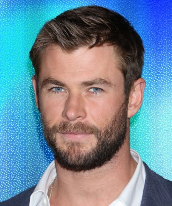 Chris Hemsworth Thor Ragnarok Shorter Hair New Look