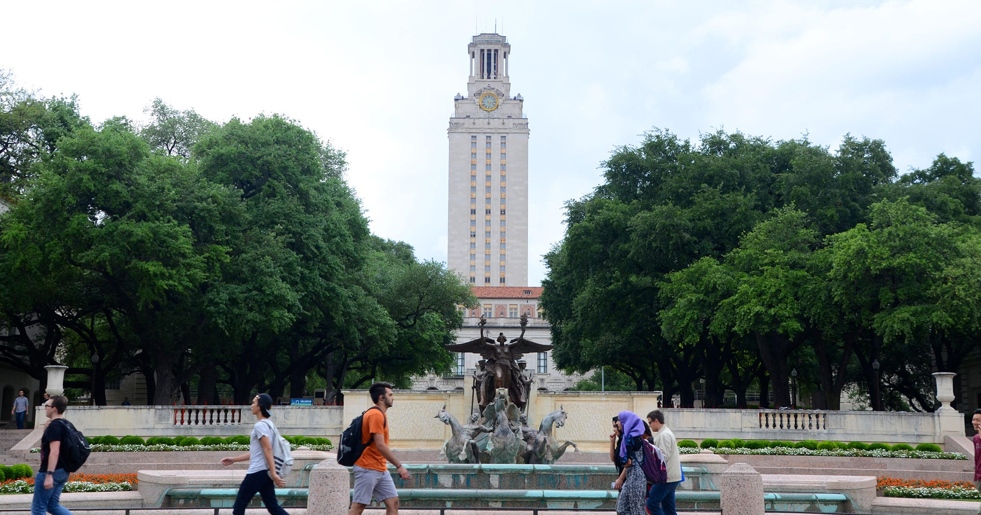 Ut austin everyone is dating