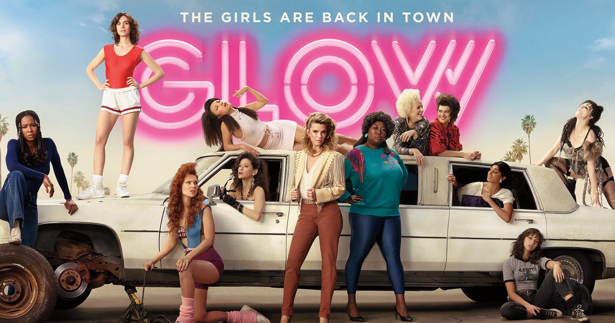 Glow Staffel 2