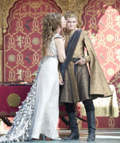 Joffrey Baratheon Tod