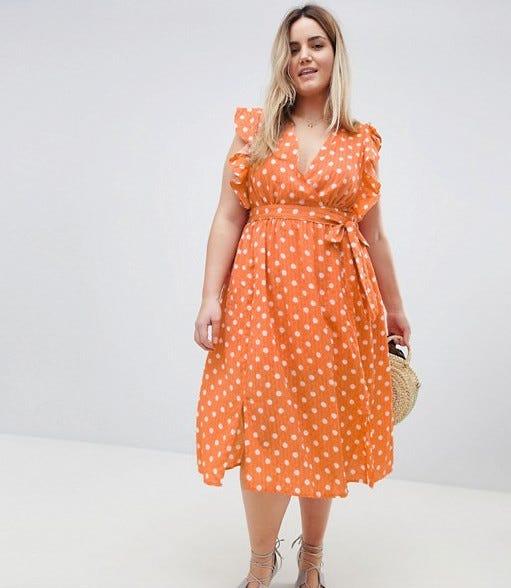 Cute Plus Size Sundresses For Spring Summer 2018