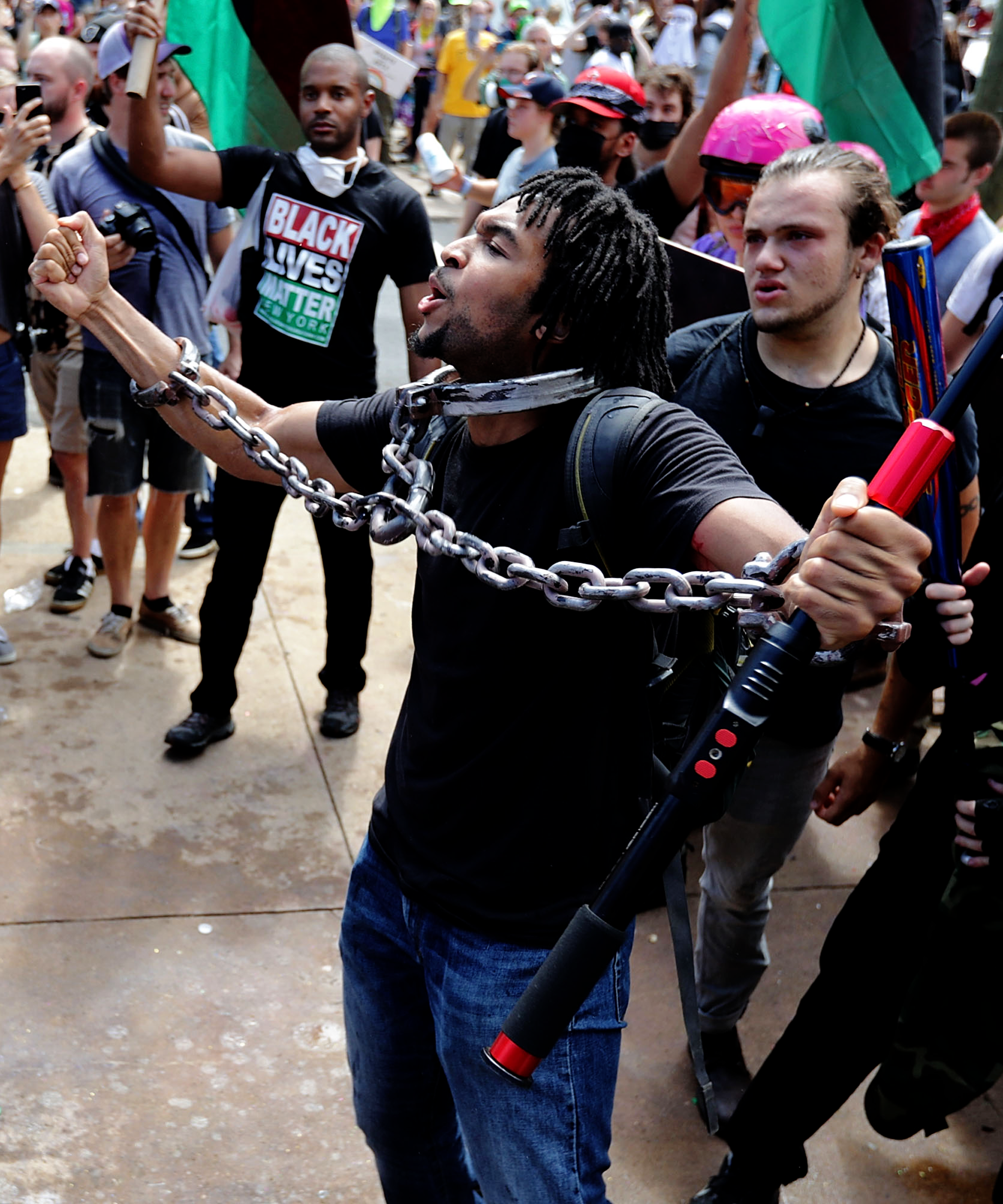 Twitter Is Not Here For The Racist Protesters In Charlottesville