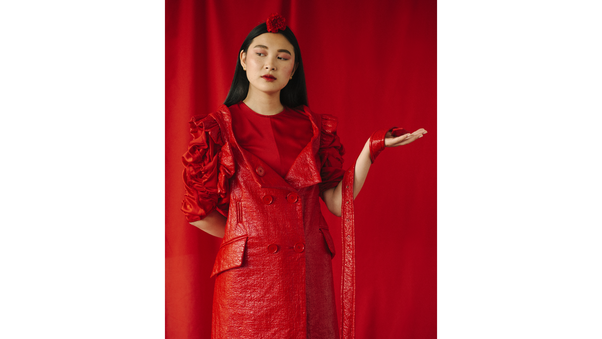 A History Of Colour In Fashion Photo Series