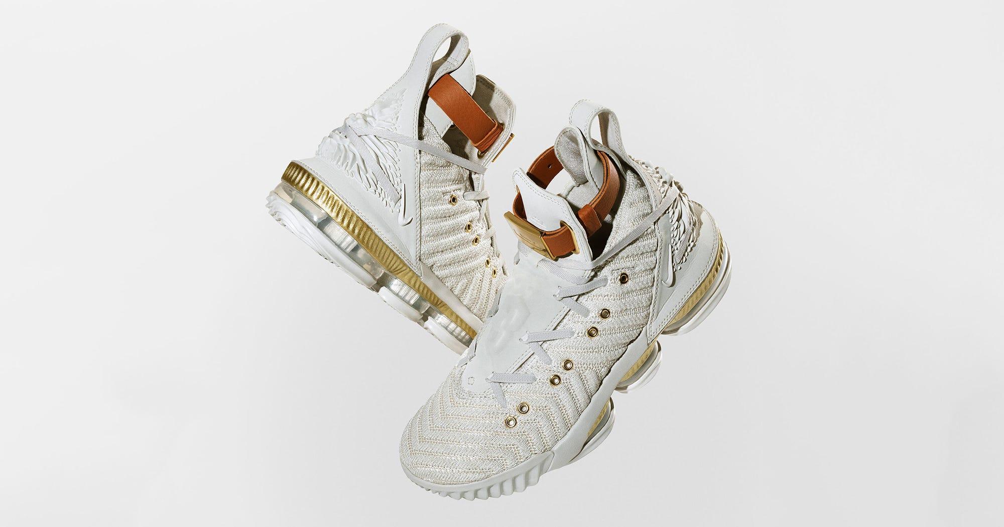 LeBron James First Female Designed Sneaker