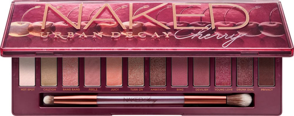 Urban Decay | Naked Reloaded Eyeshadow Palette: Review and