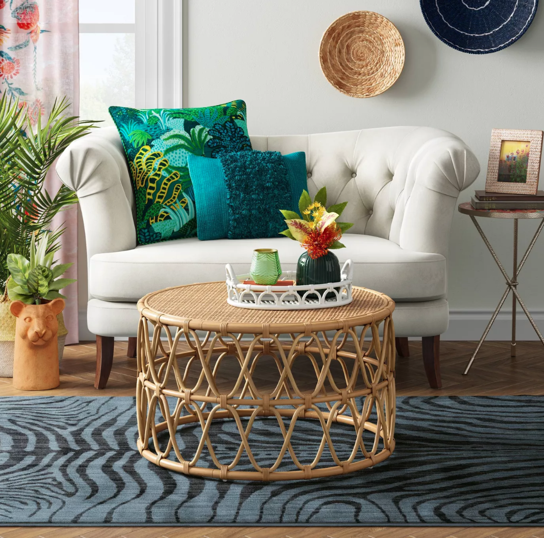 Terrific Zebra Stripe Woven Rug Inzonedesignstudio Interior Chair Design Inzonedesignstudiocom