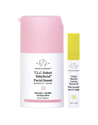 T.L.C. Sukari Babyfacial by drunk elephant #7