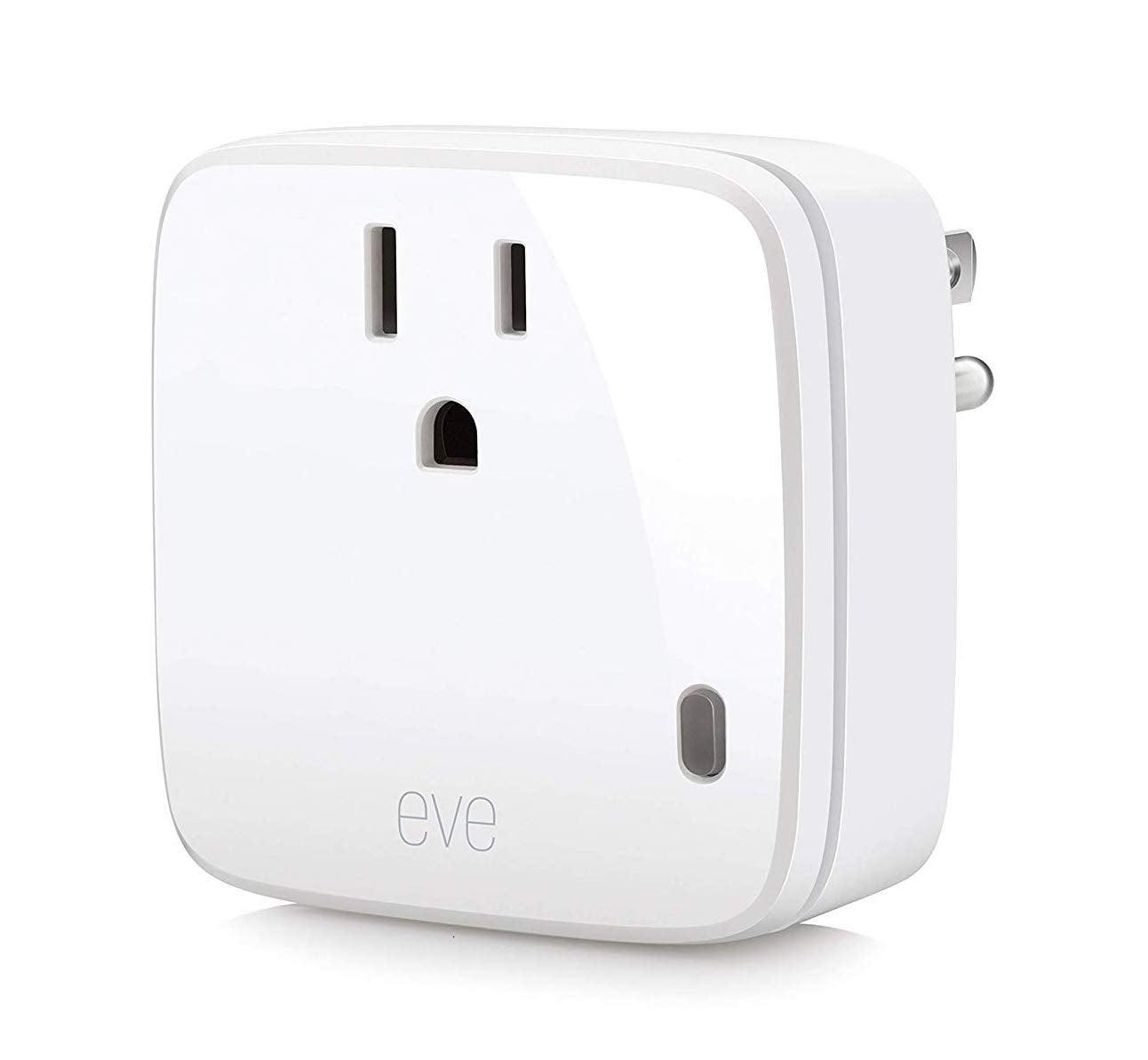 Smart Plug & Power Meter With Built-in