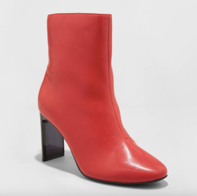 48406f20ff8 Chelsea Heeled Fashion Boots