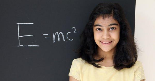 Lydia Sebastian Mensa IQ Score Higher Than Einstein