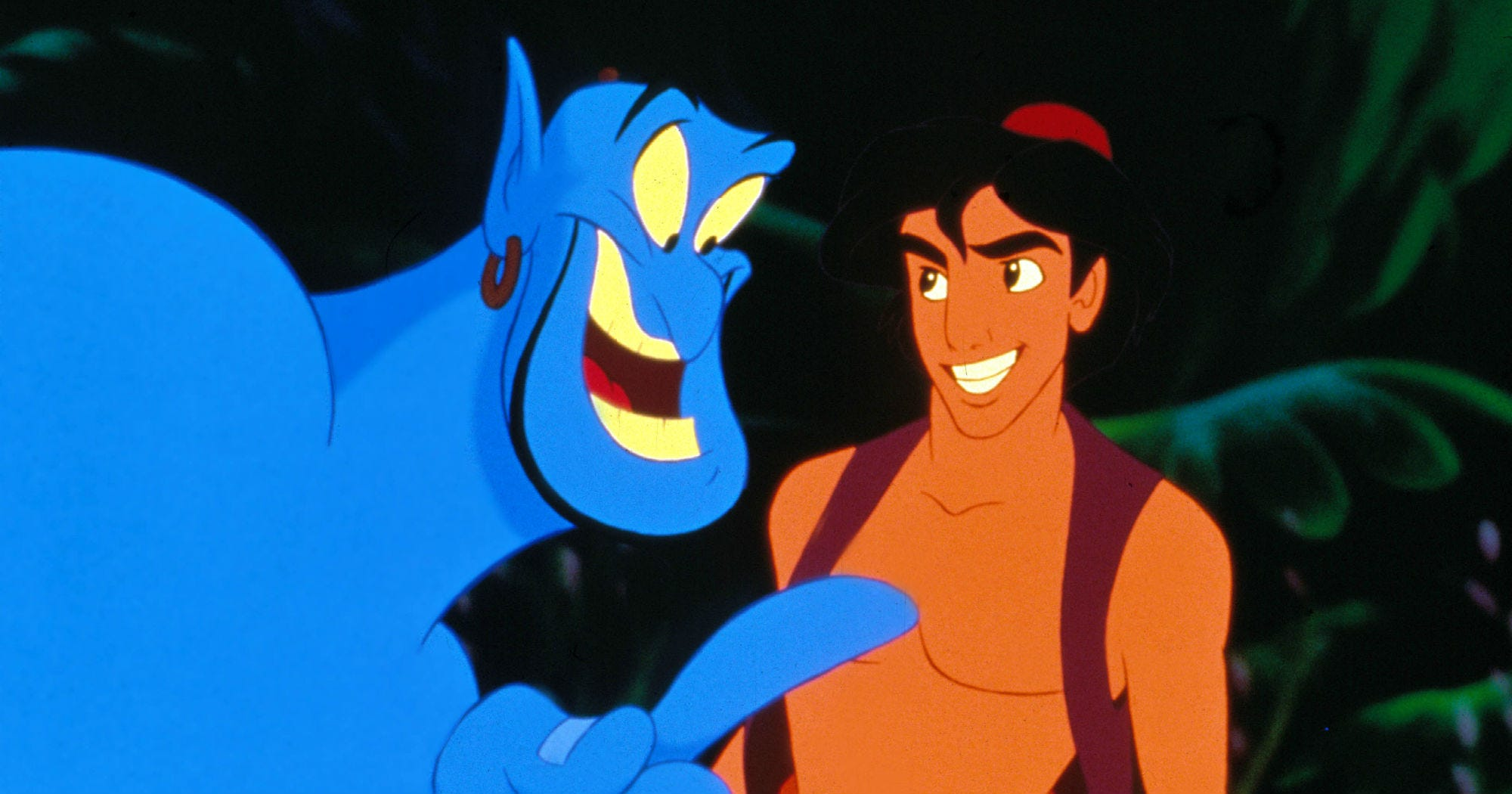 aladdin fan theory official