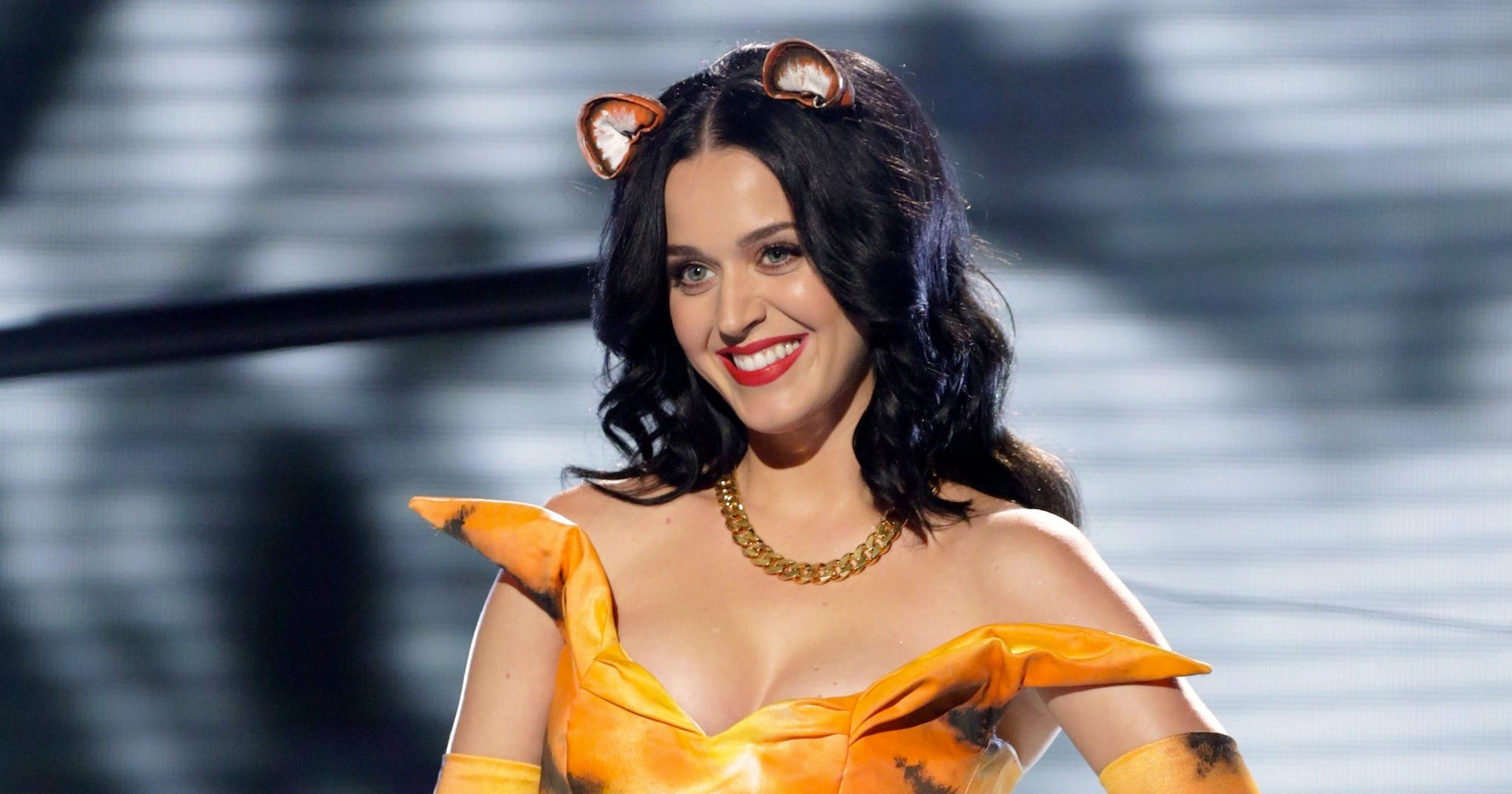 Katy Perry Fashion Stylist Not Singer