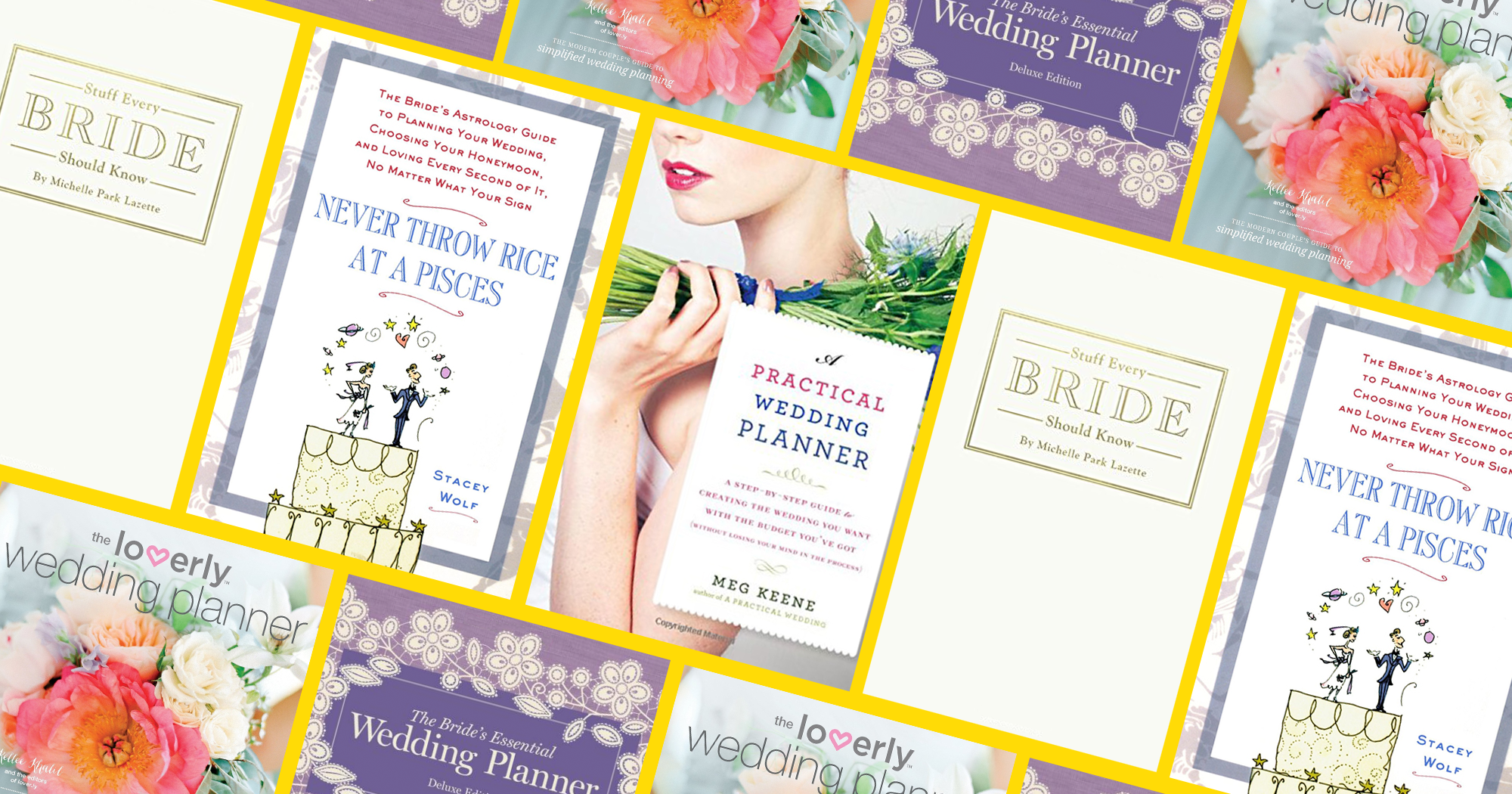 Wedding Planner Ideas Book: Best Planning Books For Brides