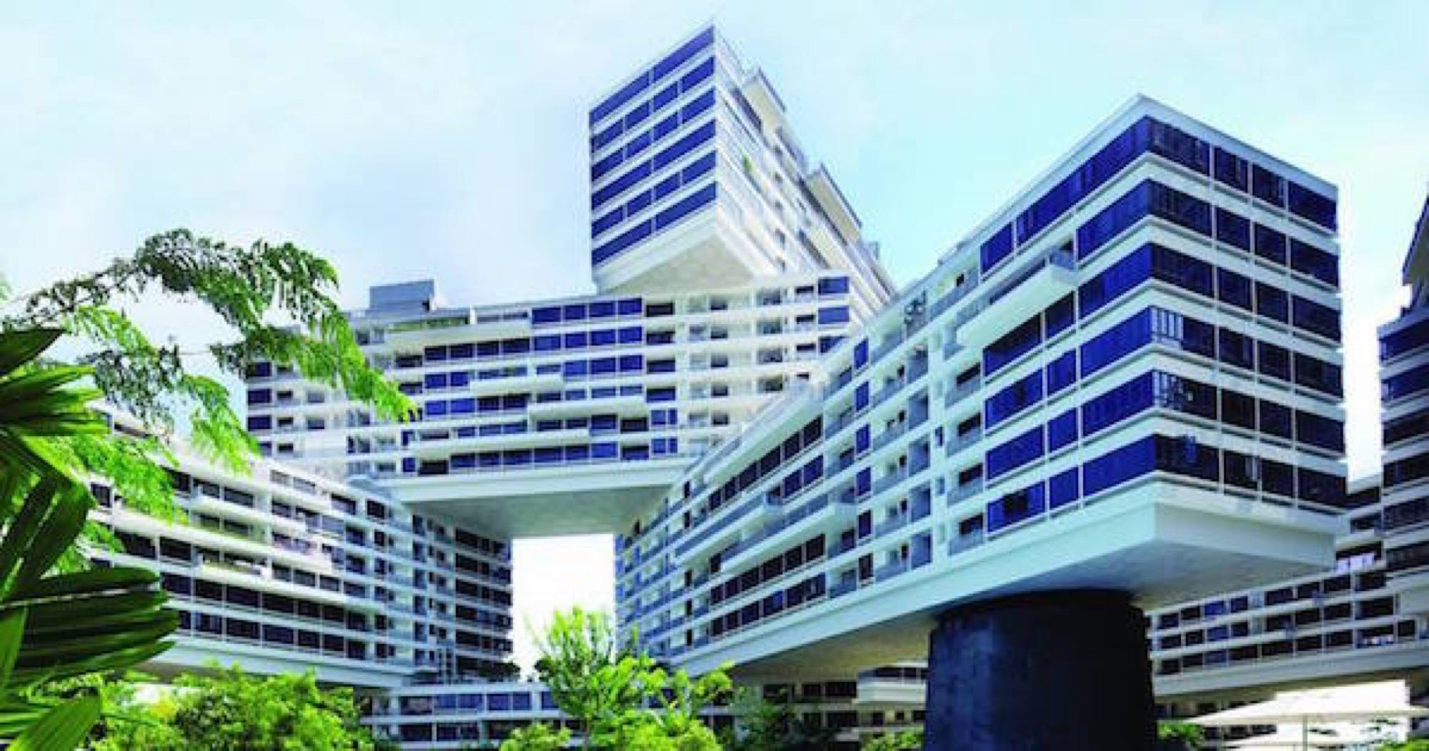 This Inception-Style Singapore Apartment Complex Is The Best Building In The World