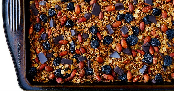 17 Game-Changing Granola Recipes