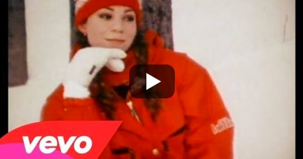 Mariah Carey All I Want For Christmas Is You Best Song
