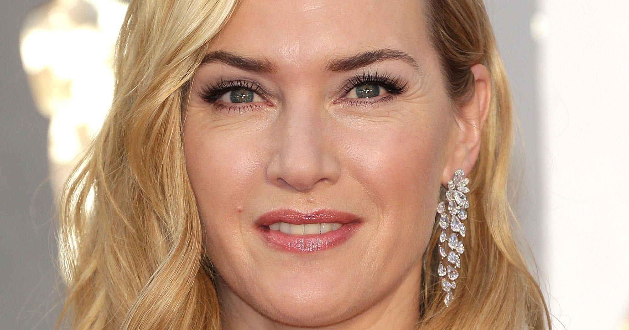 Kate Winslet Pregnancy Rumors Oscars 2016