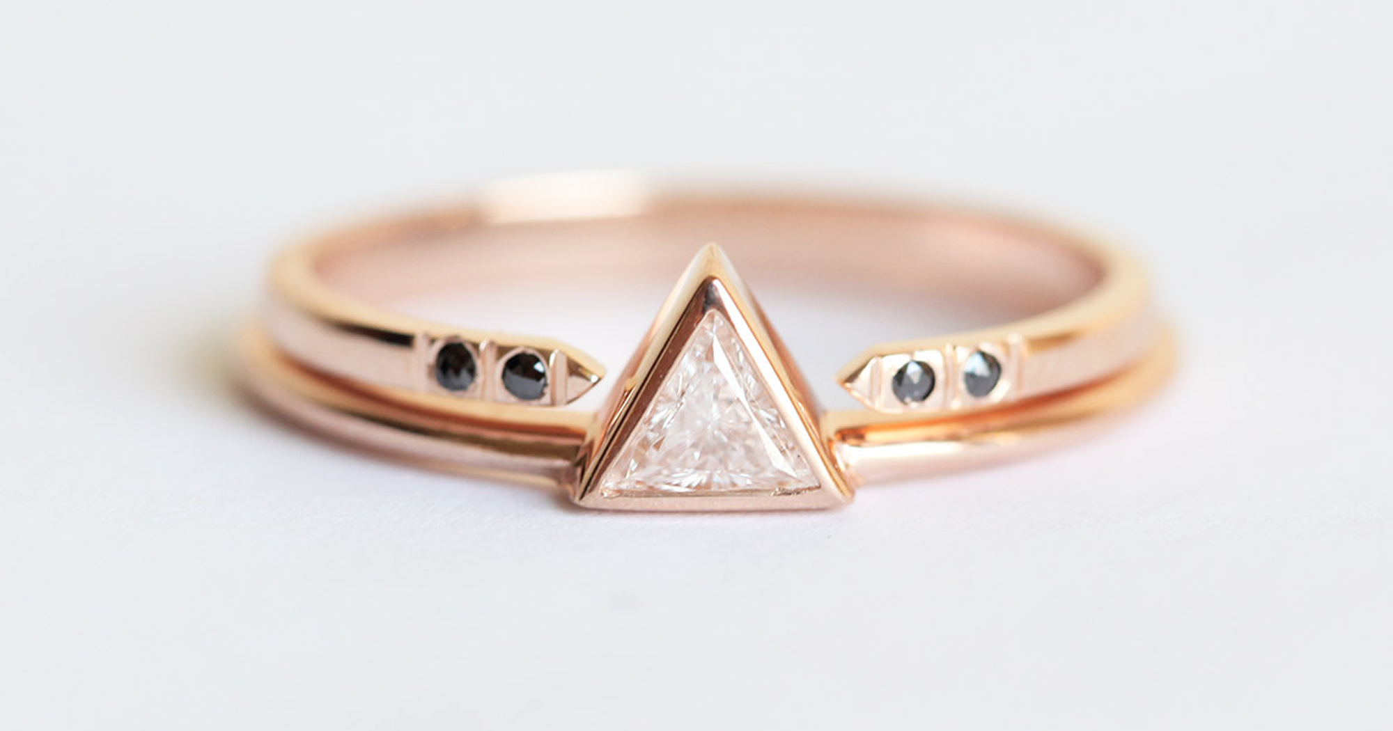 Minimalist engagement rings with simple designs for Wedding ring minimalist