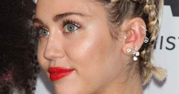 Boobs Miley Cyrus Nude V Magazine Jpg
