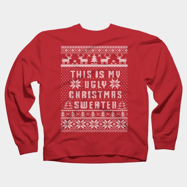 Halo Christmas Sweater.Best Ugly Christmas Sweaters For Any Holiday Party 2018