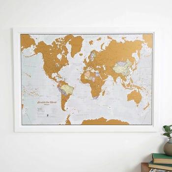 Maps international scratch the world map print scratch the world map print gumiabroncs Gallery