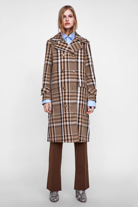 fae9c017 Best Zara Winter Coats 2018: Womens Fur, Puffers & More