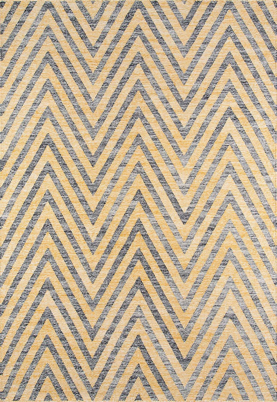 Wool Hand Woven Area Rug 5 8242