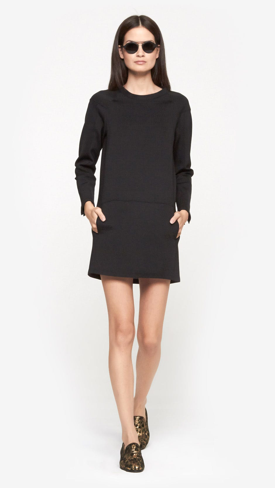 Long-Sleeve Dresses - Winter, Chic, Best, Stylish