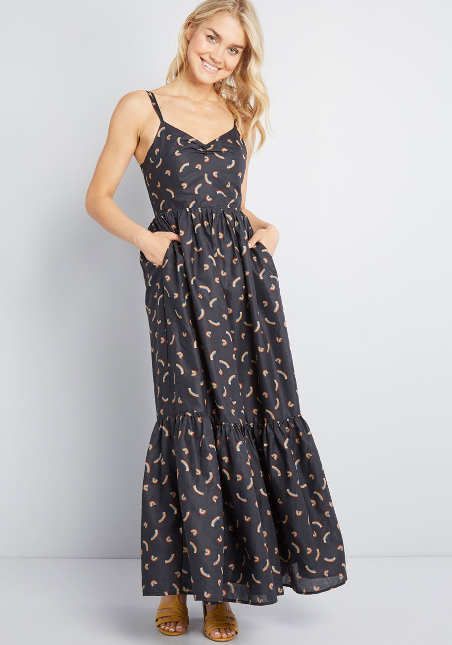 f753363c8e733 ModCloth + Your Time to Shine Maxi Dress