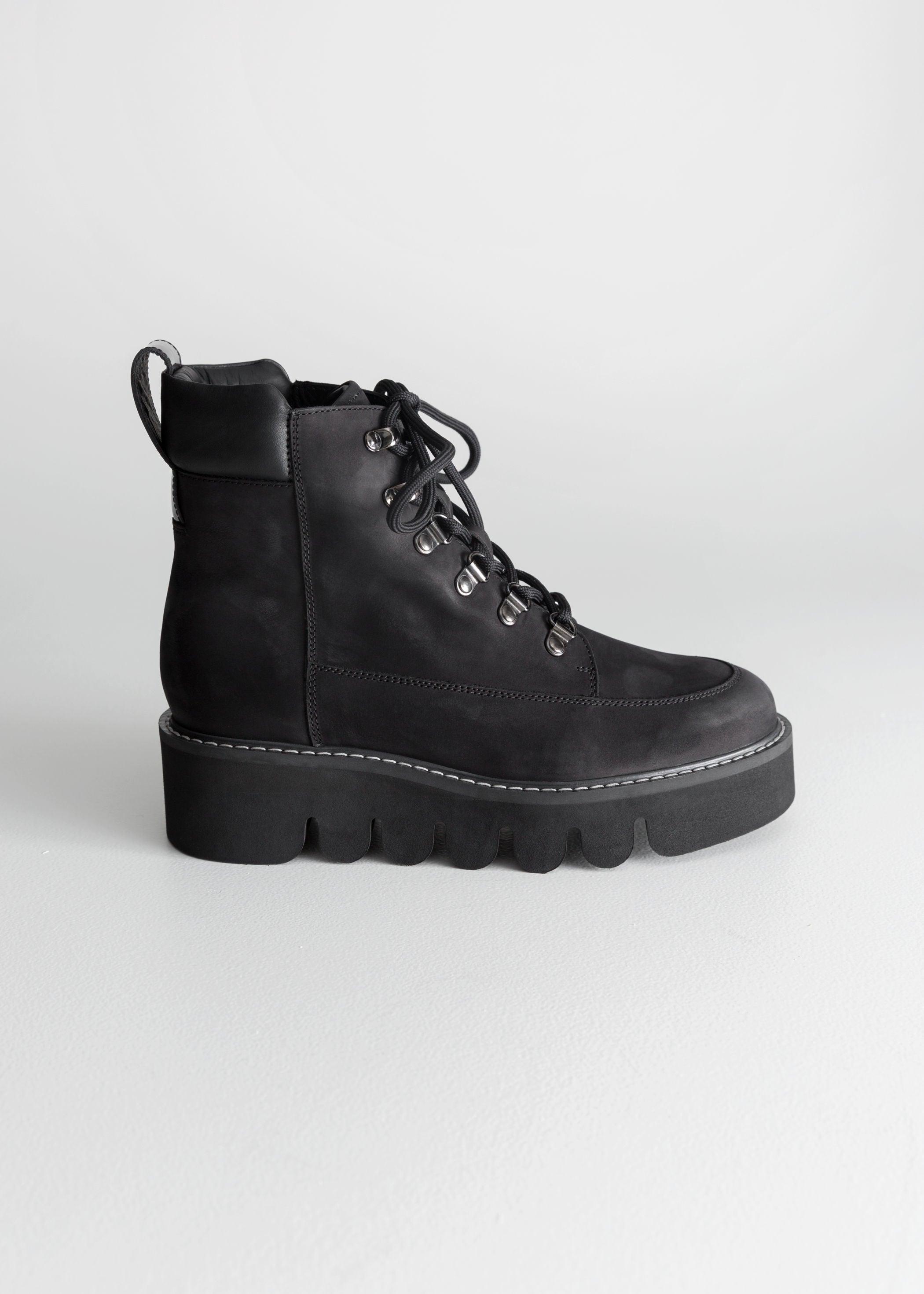 264985927 Paul Green + Bronx Lace-Up Platform Boot
