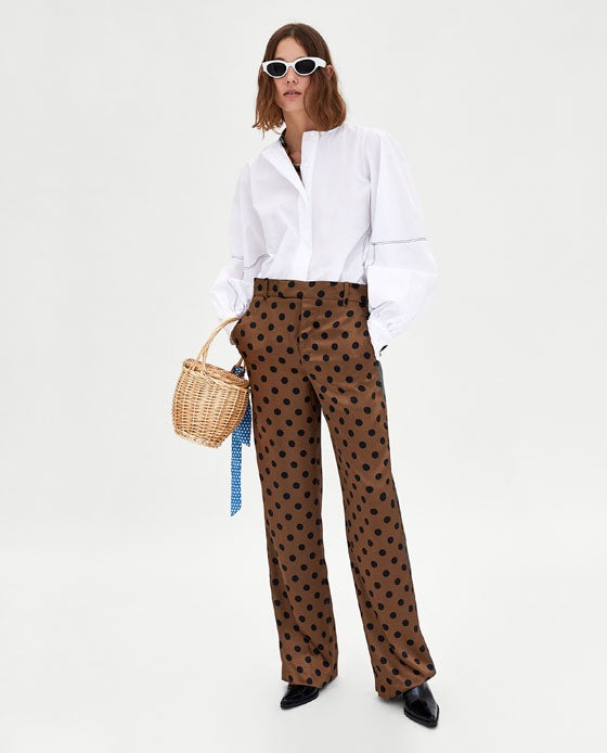 52246227 Zara Spring 2018 Collection Photos, Best Looks Outfits