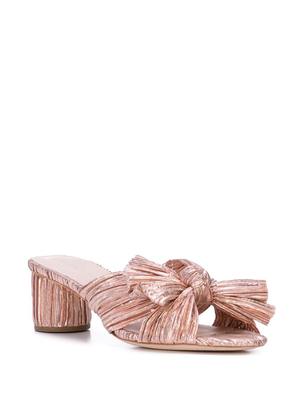Sophie Turner Loeffler Randall Wedding Shoes Restock