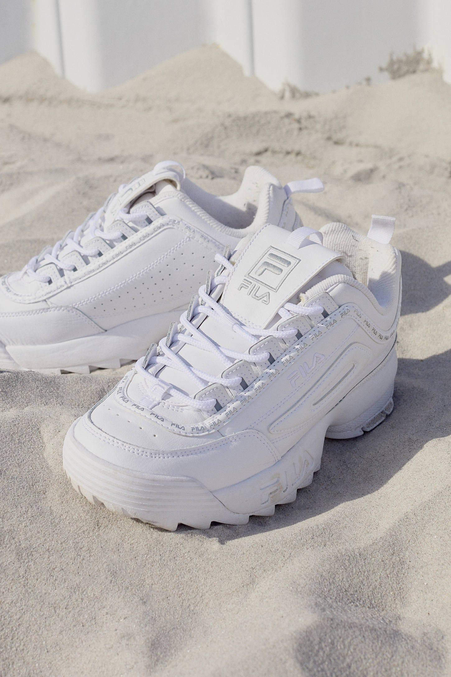 Fila + Disruptor 2 Premium Mono Sneaker